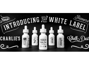 Жидкость Charlie's Chalk Dust WHITE LABEL 30 мл